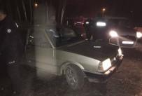 Otomobili Çalan Zanlı Tutuklandı