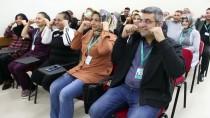Sağlık Personeli Engeli Kaldırmak İçin İşaret Dili Öğreniyor