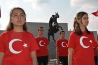 Sarıkamış'ta 29 Ekim Cumhuriyet Bayramı Coşkusu