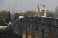 Tarihi Meriç Köprüsü Restorasyonu Tamamlandı, Araç Trafiğine Açıldı