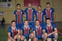 Voleybol Turnuvasının Şampiyonu Jandarma