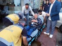 Zonguldak'ta Silahlı Saldırı Açıklaması 1 Yaralı