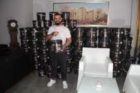 Alanya'da İhtiyaç Sahiplerine 10 Ton Boya Yardımı