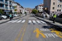 EROL KARAÖMEROĞLU - Ankara'da İlk 3 Boyutlu Yaya Geçidi