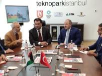 UÇAK GEMİSİ - Bakan Varank, Kuveytli Mevkidaşı Al-Roudan'ı Teknopark İstanbul'da Ağırladı