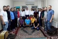 Başkan Turanlı TÜGVA'da Gençlerle Bir Araya Geldi