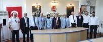 Battalgazi Belediye Başkanı Osman Güder, MGC'yi  Ziyaret Etti