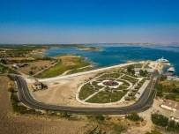 Belediye Başkanı Gürkan Feribot Yolunda İncelemede Bulundu