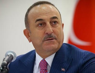 Çavuşoğlu'ndan güvenli bölge açıklaması: Talimat bekleniyor!