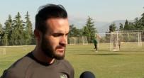 OSCAR - Denizlisporlu Futbolcu Oğuz Yılmaz Açıklaması 'Bizi Kolay Yenemeyeceklerini Düşünüyorum'