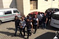 Edremit'te Narkotik Operasyonunda 5 Kişi Tutuklandı