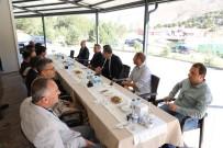 ERGAN DAĞI - Ergan Dağı İçin İş Adamlarından Gelen Otel Teklifleri Değerlendiriliyor