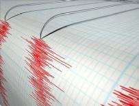 RODOS ADASI - Akdeniz'de 5 büyüklüğünde deprem