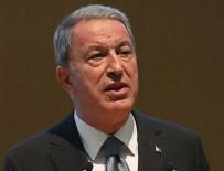 HULUSİ AKAR - Hulusi Akar ABD Savunma Bakanı ile görüşecek