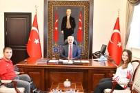 SÜMEYYE BOYACI - Isparta Valisi Seymenoğlu Açıklaması 'Göğsümüzü Kabartıyor, Gözlerimizi Yaşartıyorsunuz'