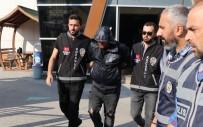 Kaçarken Polisi Yaralayan 2 Hırsız Tutuklandı