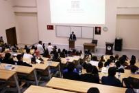 KTO Karatay'da Hukuk Öğrencilerine İlk Ders Başkan Kılca'dan