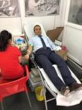 EDIP BUDAN - Kulu Kaymakamı Budan'dan Kan Bağışına Destek