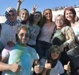 MAKÜ'de 'Üniversitene Hoş Geldin' Partisi Düzenlendi