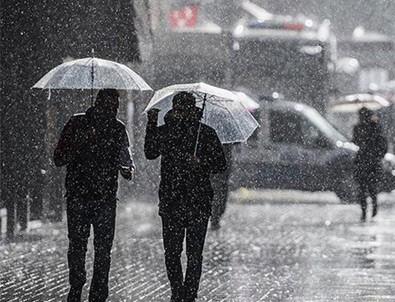 Meteoroloji uyardı hafta sonuna dikkat!
