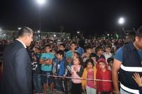 YEŞILCE - Muş Belediyesi Sayesinde Çocuklar Doyasıya Eğlendi