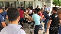 ZIRHLI ARAÇ - Operasyona giden askeri araç uçuruma yuvarlandı!