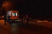 Otomobil bisikletliye çarptı: 1 ölü
