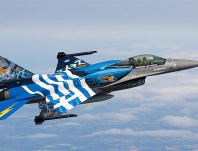 'Yunan F-16'ları Ankara'dan korkulduğu için uçamadı'