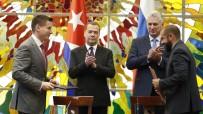 MEDVEDEV - Rusya Başbakanı Medvedev'den Küba Ziyareti