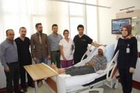 BEYİN TÜMÖRÜ - Şemdinli'de İlk Beyin Tümörü Ameliyatı Yapıldı