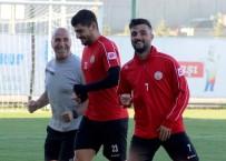 ANKARA DEMIRSPOR - Sivas Belediyespor'da Neşeli Antrenman