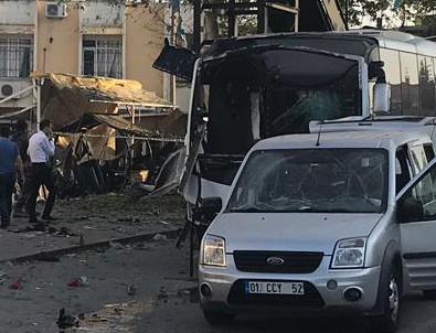 Adana'daki bombalı saldırıda flaş gelişme