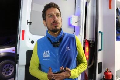 Tırmanış Yapan Amerikalı Dağcı Yaralandı
