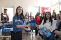 Türkeli'de MYO Öğrencilerine Terör Bilgilendirmesi