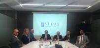 ALI AYDıN - VEDAŞ, TES-İŞ'le Toplu İş Sözleşmesi İmzaladı