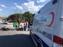KAKLıK - Yaralıya İlk Müdahaleyi Göreve Giden Büyükşehir Belediyesi Sağlık Çalışanları Yaptı