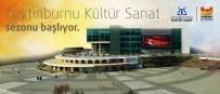 Zeytinburnu Kültür Sanat Sezonunu Açıyor