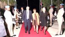 KÜLTÜR BAKANı - 29 Ekim Cumhuriyet Bayramı KKTC'de Resepsiyonla Kutlandı