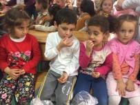 Aşıklılı Çocuklar Leblebi İle Tanıştı