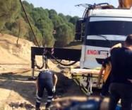 Balıkesir'de Elektrik Akımına Kapılan İşçi Öldü