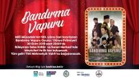 'Bandırma Vapuru' Oyunu, Dünya Prömiyerini Beşiktaş'ta Gerçekleştirecek
