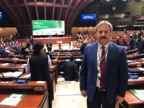 Her Açıdan - Başkan Dr. Palancıoğlu, Fransa'nın Strazburg Şehrinde Yapılan Avrupa Konseyi'nin Toplantısında