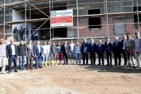 AFET KOORDINASYON MERKEZI - Başkan Gürkan, Yeni İtfaiye Binasında İnceleme Yaptı
