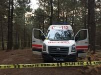 Çalınan Ambulans İncelemelerin Ardından Olay Yerinden Kaldırıldı