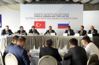 ENERJİ GÜVENLİĞİ - ''Doğalgaz Konusunda Doğu Akdeniz'de Birçok Spekülasyon Var''