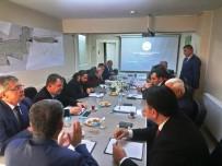 Edremit Tarıma Dayalı İhtisas Sera (Süs Bitkileri) OSB Müteşebbis Heyet Toplantısı Yapıldı