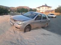 Elazığ'da Trafik Kazası Açıklaması 2 Yaralı