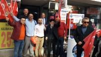 İŞGAL - Emirdağlılar Eğitim Ve Kültür Vakfı Bin 923 Adet Türk Bayrağı Dağıttı