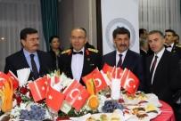 Erzincan'da 29 Ekim Cumhuriyet Bayramı Resepsiyonu Düzenlendi