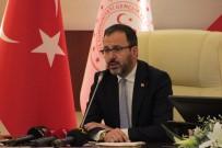 SEÇMELİ DERS - Gençlik Ve Spor Bakanı Kasapoğlu'ndan Üniversiteli Gençlere Müjde
